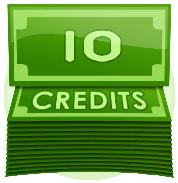 10 Credit Tip
