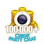 100,000+ Credit Party Chat