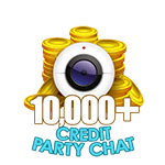 10,000 Credit Party Chat