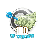 100 Tip Targets