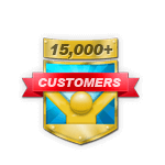 15,000+ Customers