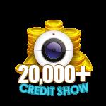 20,000+ Credit Show