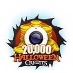 Earned 20,000 Credits
