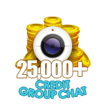 25,000 to 29,999 Credit Group Chat
