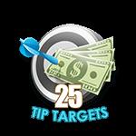 25 Tip Targets