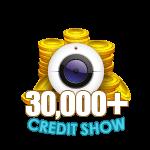 30,000+ Credit Show