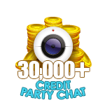30,000+ Credit Party Chat