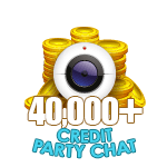 40,000+ Credit Party Chat