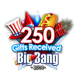 250 Gifts