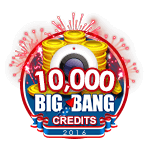 4th of July 10,000 Credits