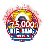 4th of July 75,000 Credits