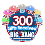 300 Gifts