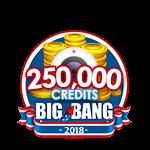4th of July 250,000 Credits