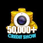 50,000+ Credit Show