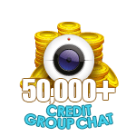 50,000 to 74,999 Credit Group Chat