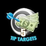 5 Tip Targets