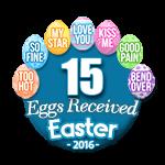 15 Eggs