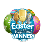 Easter 2018 Egg Hunt Winner