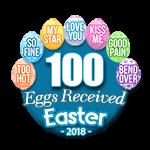 100 Eggs