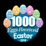 1,000 Eggs