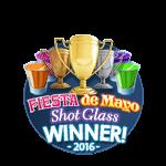 Fiesta 2016 Shot Winner