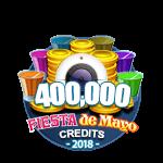 Fiesta 400,000 Credits