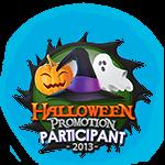 Halloween 2013 Participant