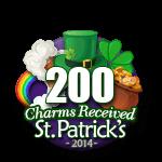 200 Charms