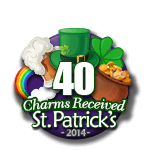 40 Charms