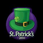 St Patricks 2014 Hat