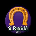 St Patricks 2014 Horseshoe
