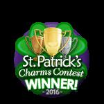 St Patricks 2016 Charm Winner