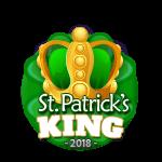 St Patricks 2018 King