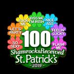 100 Shamrocks