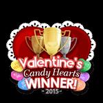 Valentines 2015 Candy Winner