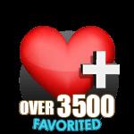 3500 Favorites