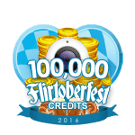 Flirtober's 100,000 Credits
