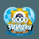 Flirtober's 5,000 Credits