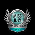 Miss July 2016