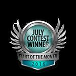 July Contest Winner