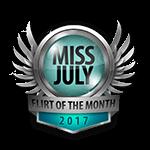 Miss July 2017