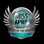 Miss April 2018