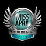 Miss April 2019