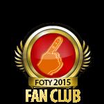 Flirt of the Year FanClub 2015