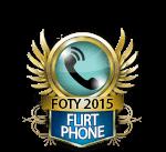 2015 FOTY Flirt Phone