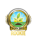 Flirt of the Year Rookie 2015