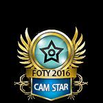 2016 Cam Star