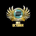 Miss FOTY October 2016