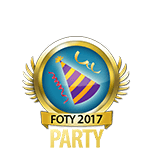 Flirt of the Year Party 2017