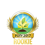 Flirt of the Year Rookie 2017